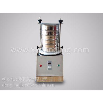 不锈钢标准筛机 物料筛分机 计时振动设备