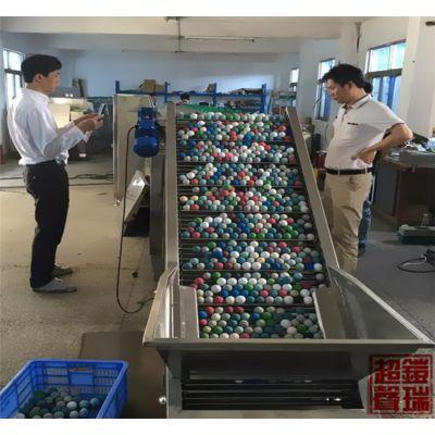 供应KR-0215TH网带通过式高尔夫球清洗机