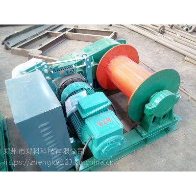 溧阳郑科5T凸轮控制液压制动卷扬机