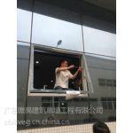 专业幕墙玻璃开窗 建筑外墙玻璃改造开窗户