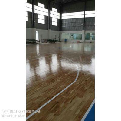 体育木地板弹性胶垫与木垫块的作用