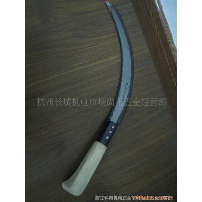 供应7.5寸,1.2mm,中东款弯柄锯齿镰刀