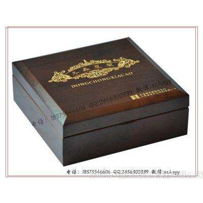 【厂家定制】实木虫草包装盒 实木冬虫夏草礼品包装盒 实木虫草盒
