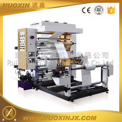 诺鑫厂家直销 NX-2600 双色柔版印刷机品牌 水性柔版印刷机