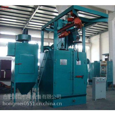 合肥喷砂除锈小型机械表面处理设备