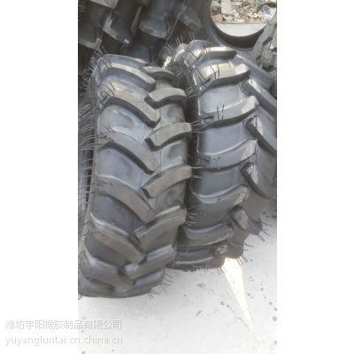 现货供应10.00/75-15.3 旱田人字轮胎 农用拖拉机