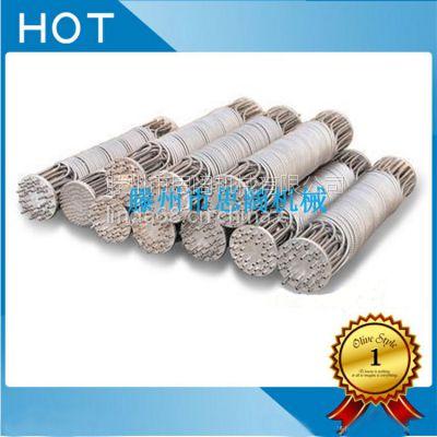 化工专用螺旋螺纹缠绕管式换热器异型出口换热器