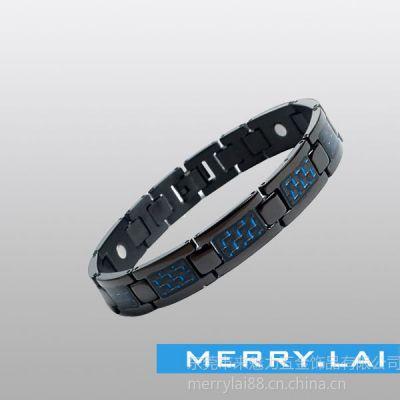 供应316L不锈钢 环保手镯 手链 来图来样加工-来魅力