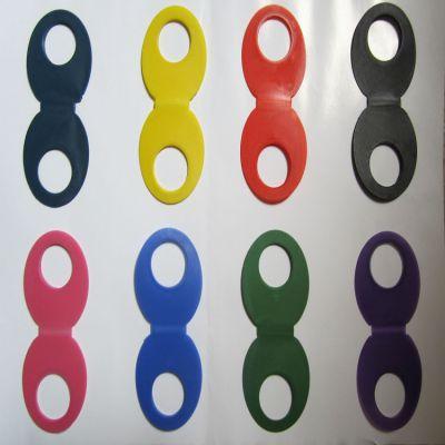厂家直销广告扇柄 O型扇手柄 塑料扇柄 pp扇柄 质量保证