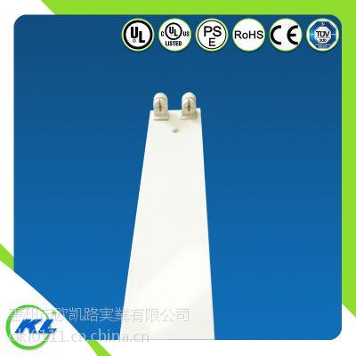 供应【直付式支架2灯用】【日本式灯具LED双管支架/T8LED灯管支架】