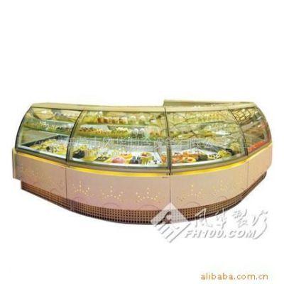 供应广东莞冷藏展示柜子 摆放蛋糕 冰激凌 雪糕的展柜