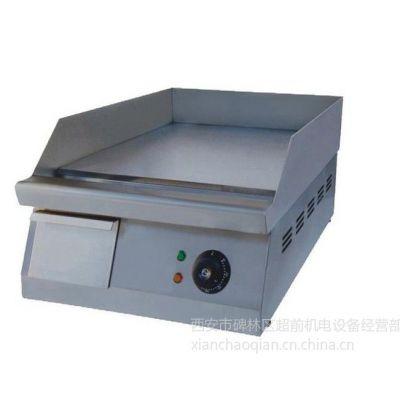 供应西安哪有卖手抓饼机的 哪有卖铁板鱿鱼的机器  铁板烧的机器多钱一台