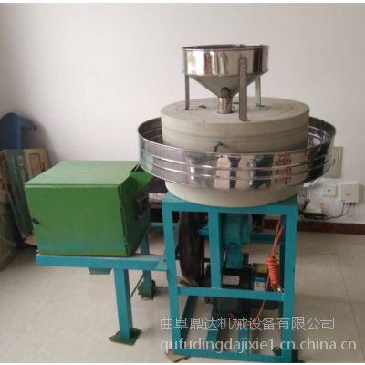 鼎达小型石磨面粉机 小麦面粉加工机械***新报价