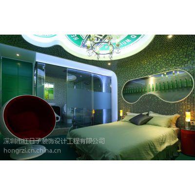 深圳专业酒店装修设计就找红日子