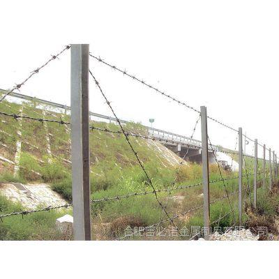 福建刺绳围栏 不锈钢刺绳防护网 铁丝刺绳护栏网 言必诺金属制品