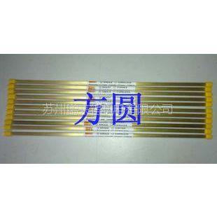 供应0.15*200 黄铜管 电极管 打孔机配件 穿孔机耗材 细孔放电机铜管