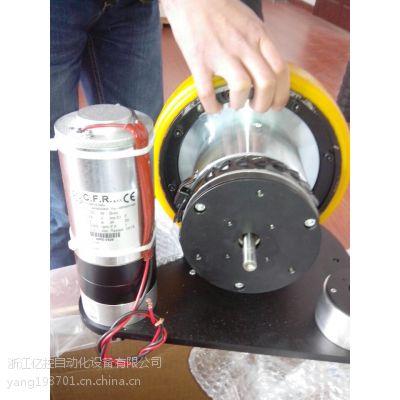 中汽集团-AGV小车舵轮选型 配套行走方案 驱动器 MDC2460 意大利CFR品牌