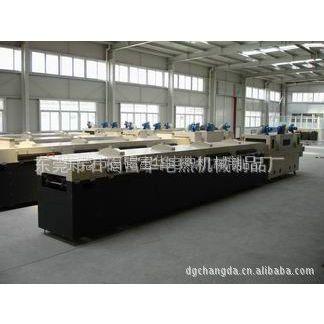 供应生产销售环保低噪音IR+UV隧道炉