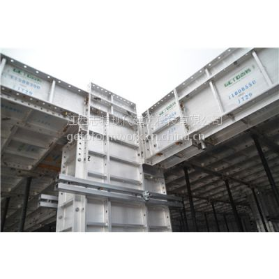 供应GETO厂家直销低碳环铝合金模板