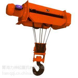 供青海电葫芦和西宁钢丝绳电动葫芦生产