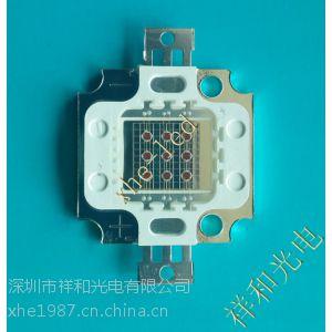 供应大功率LED灯珠 集成光源