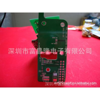 生产供应单/双面线路板/多层电路板 环保无铅喷锡工艺 KB板料