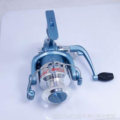 特价鱼线轮 塑料头ONF310-360纺车轮3轴海竿轮路亚轮