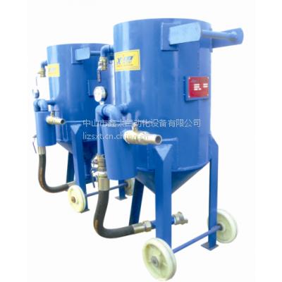 供应专业喷砂机厂家直供移动喷砂机|为客户非标定做各式喷砂机