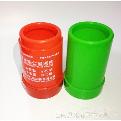 筷子筒 家用筷子筒 广告塑料筷子筒