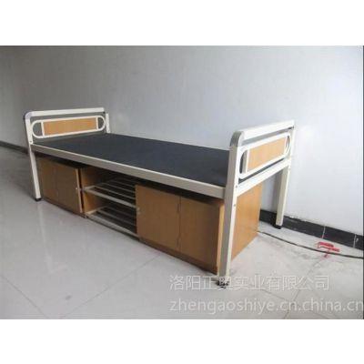 供应厂家供应学生公寓床 双层公寓床 公寓床生产厂家 被子