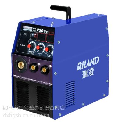 供应青岛供应瑞凌NBC-250GW1电焊/二保焊两用焊机 瑞凌气保焊机