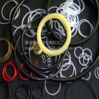 进口白色透明硅胶o型圈 食品级耐高温硅胶防水密封圈硅胶圈橡胶圈