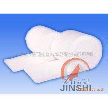 供应2011耐火保温硅酸铝陶瓷纤维毯 高铝型陶瓷纤维喷吹毯