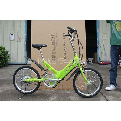 供应出口 广州厂家生产锂电电动自行车20寸48v长里程电动车 内外销