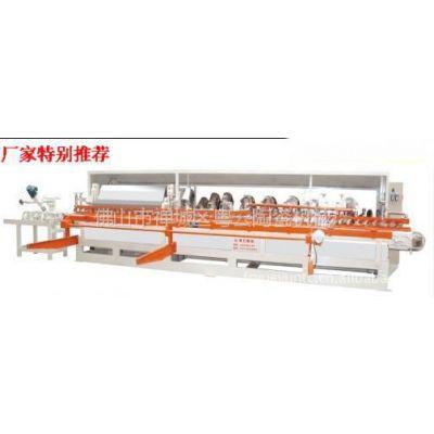 供应专业销售款陶瓷机械14头多功能抛光机、线条石材加工机械
