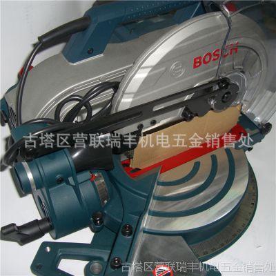 供应正品 博世 斜切锯 GCM10M 切割机 介铝机