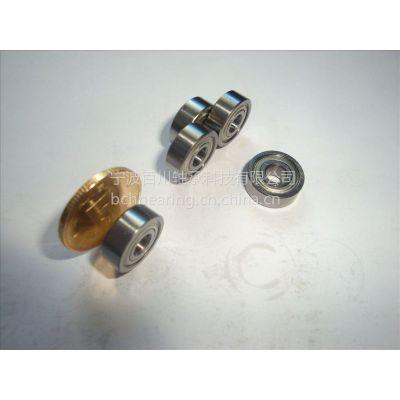 605ZZ,605-2RS 精密微型EMQ级轴承 百川轴承OEM电动工具