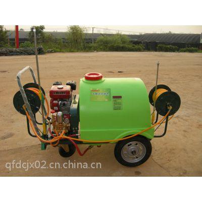 大成牌300L汽油打药机 大功率农用喷雾器