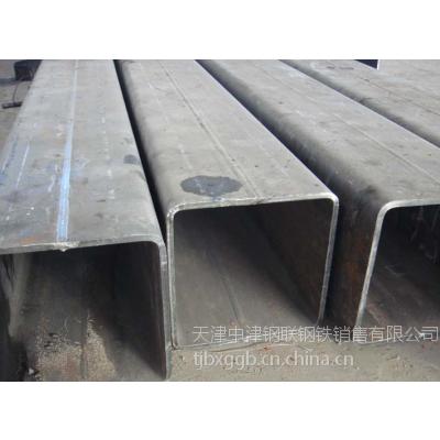 250×100×10.5钢铁方管国际厚度是多少