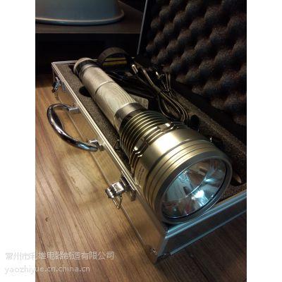 JW7600强光氙气搜索灯供应厂家