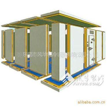 供应100厚聚氨脂彩钢库板换热、制冷空调设备