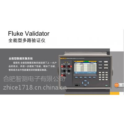 FLUKE胶塞清洗机温度验证仪2638AVS多路温度验证系统