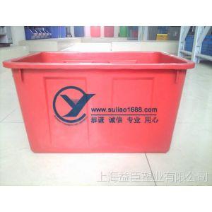 供应塑料水桶水箱 PE材质周转桶 圆桶 水箱 周转箱