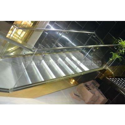 供应工艺先进的不锈钢扶手 高级建筑物不锈钢扶手  不锈钢电梯扶手