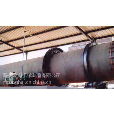 石灰回转窑结构先进,低压损的竖式预热器能有效提高预热效果