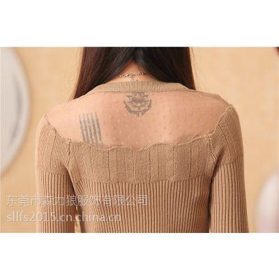 秋装毛衣加工厂|女装上衣|毛衣外加工