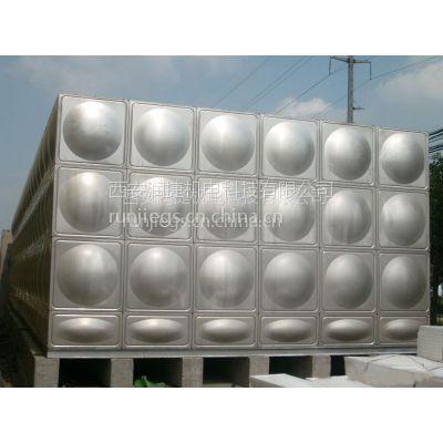 天水不锈钢消防水箱 天水不锈钢消防水箱工厂 RJ-P138