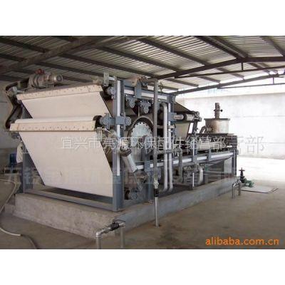 供应带式压滤设备