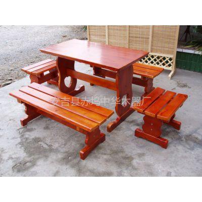 供应实木桌子定制 可按要求设计各种风格折叠桌子