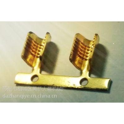 供应刺破端子 铜端子 漆包线刺破端子无需焊接、剥漆的一种铆接式端子